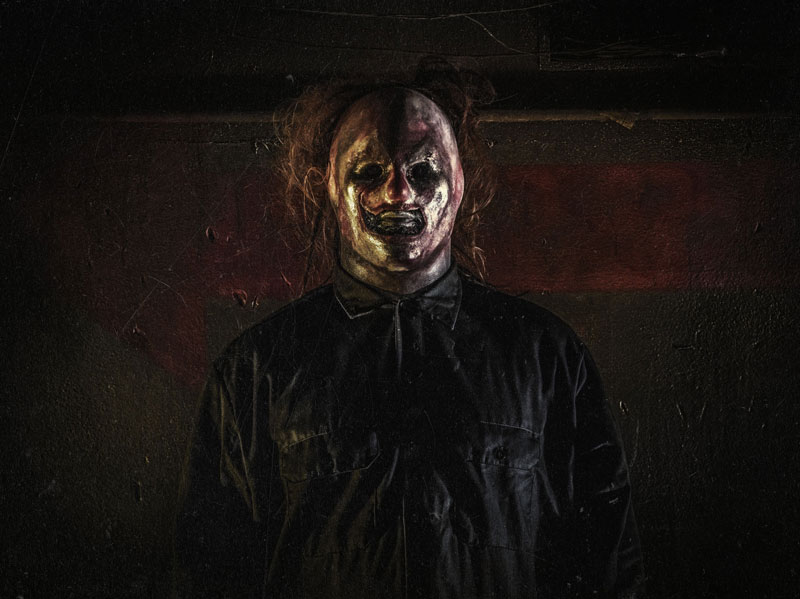 Clown - Slipknot 5.: The Gray Chapter