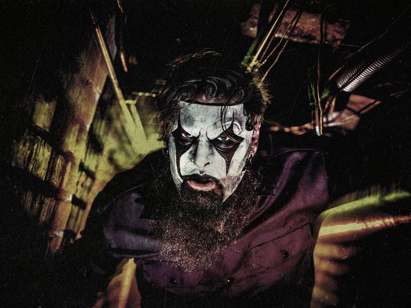 James Root Slipknot .5: The Gray Chapter
