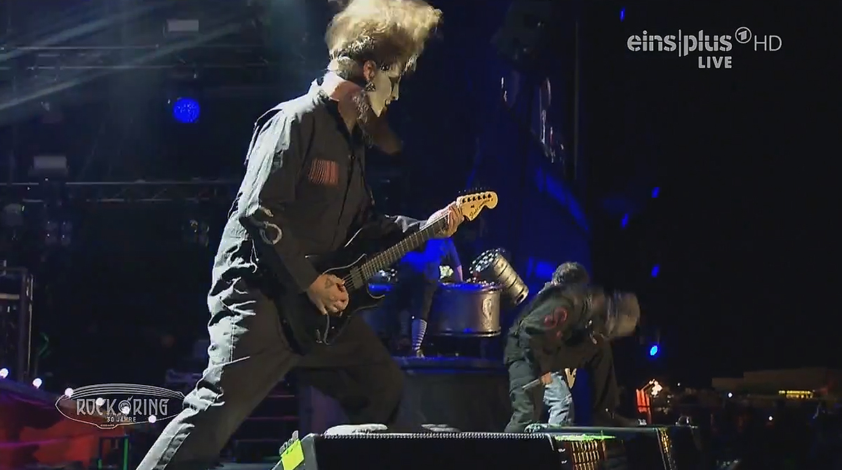 Slipknot - Rock Am Ring 2015